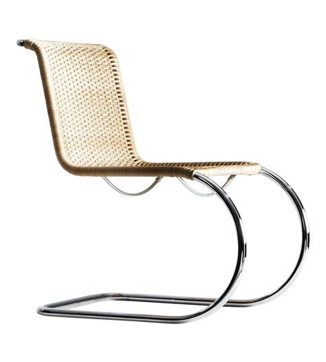 chaise mies der rohe legendary furniture design by mies der rohe