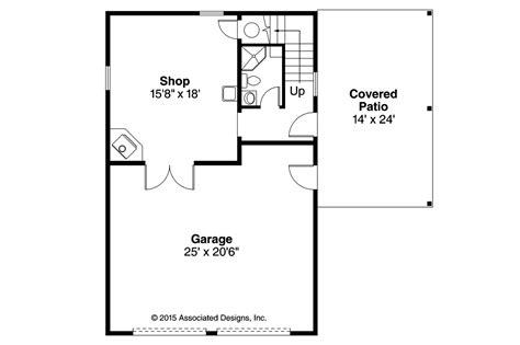 garage floorplans country house plans garage w shop 20 154 associated