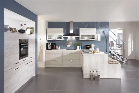 cuisine 374 décor pin maritime blanc bernay