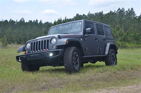 2017 Jeep Wrangler Unlimited Rubicon Hard Rock 4×4 Review