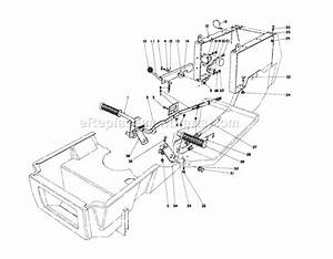 Toro 57300 Parts List And Diagram