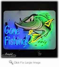 Gone Fishing Neon Sign only $299 99 Best Sellers