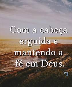 Sempre com fé em Deus