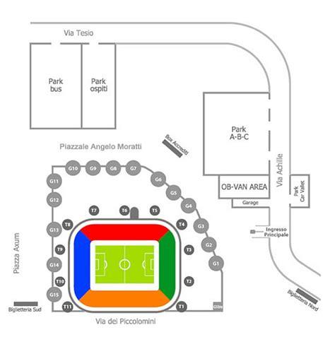 San Siro Ingressi F C Internazionale Sito Ufficiale It Stadio