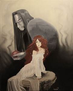 Persephone (or Proserpine) | dailymythogies