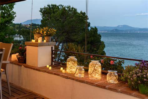 vasi led decorazioni terrazzo i must per l estate luminal park