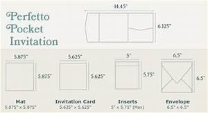 diy wedding invitations guide cards pockets With free wedding invitation templates 5 5 x 8 5
