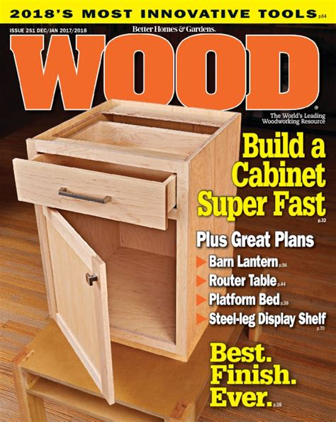 wood magazine craft   masterpiece discountmagscom