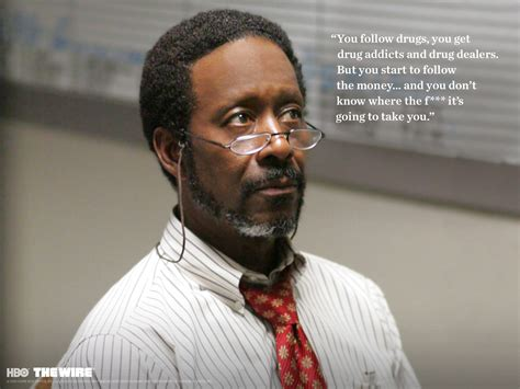 the wire lester freamon hd wallpaper and background 35299954
