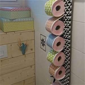 Rangement Papier Toilette Original : rangement archives pop couture ~ Teatrodelosmanantiales.com Idées de Décoration