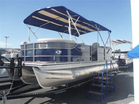 Boat Shop Lake Havasu by New 2014 Crest Pontoon Boats Pontoon Lake Havasu Az