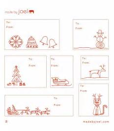 ultimate collection of free printable christmas gift tags frugal family fair