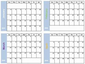 printable 6 month calendar printable 360 degree With calendar template 4 months per page