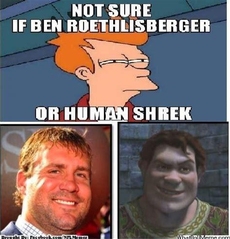 Ben Roethlisberger Memes - nfl memes roethlisberger wear pink to make the boys wink pinterest