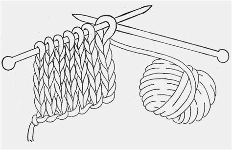 crochet yarn pages coloring pages