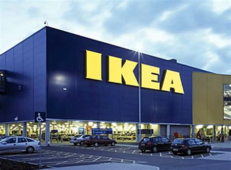 Brickcom Ip Cameras Provide Security To The Ikea Store In