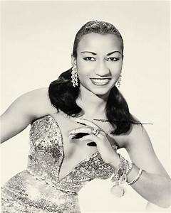 The one and only Celia Cruz~~ Queen of salsa azucar ...