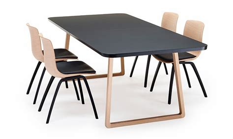 twist nano table extensible le studio des collections meubles scandinaves