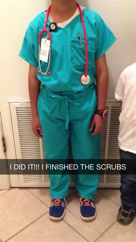 career day diy costume  kids doctor costume diy