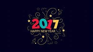 10 fonds d'écran pour souhaiter une bonne année 2017 ...