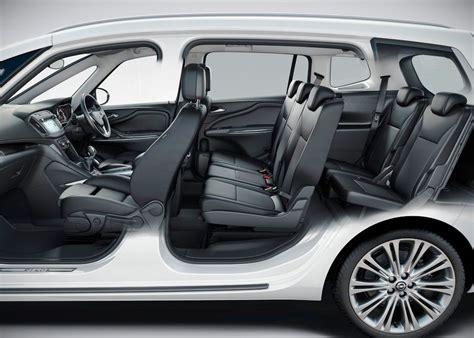 Opel Zafira Interior by 2017 Opel Zafira Interior Features 2018 2019 Best Suv