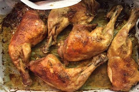 chicken leg quarter recipes over roasted chicken leg quarters recipe on food52