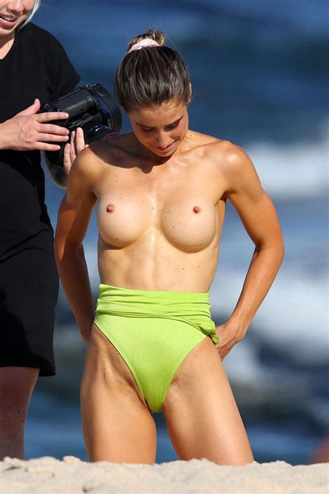 Claudia Jovanovski Nude Tits Are Disgusting Scandal