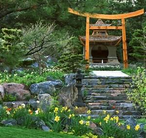 Deco Jardin Japonais : jardin minimaliste une tendance moderne ~ Premium-room.com Idées de Décoration