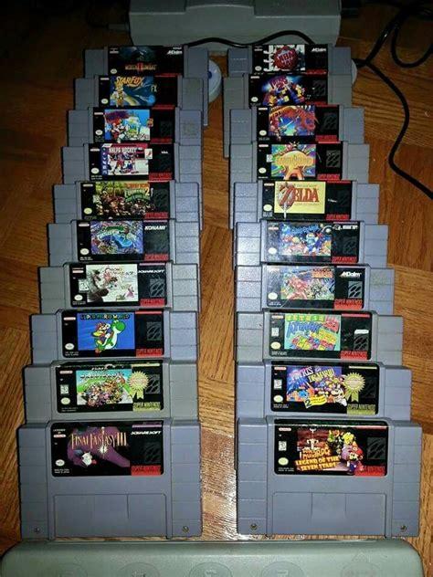 388 Best Images About Nintendo Snes Super Nintendo Video