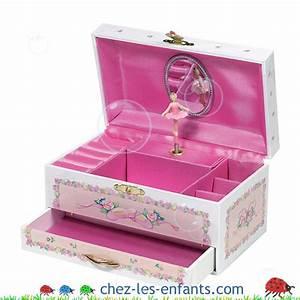 Boite A Bijoux Enfant : boite bijoux bebe fille visuel 8 ~ Teatrodelosmanantiales.com Idées de Décoration