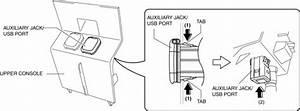 Mazda Cx-5 Service  U0026 Repair Manual - Auxiliary Jack  Usb Port Removal  Installation