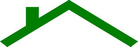 House Roof Green Clip Art At Clker.com