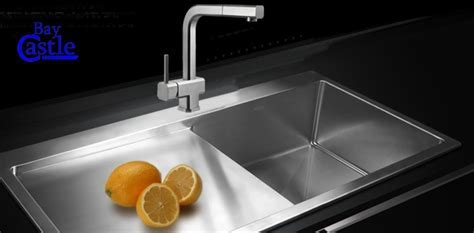 Luxurious Stainless Steel Kitchen Sink ? The Homy Design