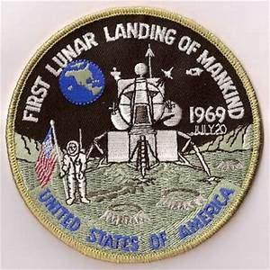 Official Apollo 11 Patch - Pics about space