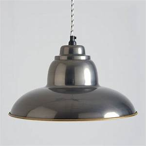 Black nickel pendant lights by horsfall wright
