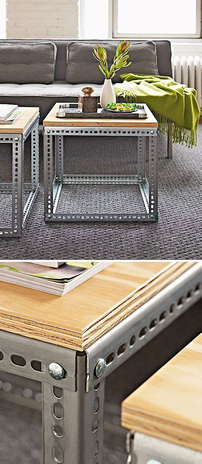 sleek  stylish diy coffee tables diy furniture diy