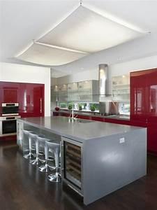 Cuisine Moderne Pas Cher : le plafonnier design en 44 jolies photos ~ Melissatoandfro.com Idées de Décoration