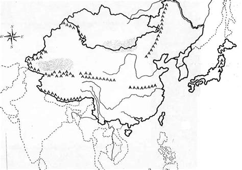 blank china map  cool funny