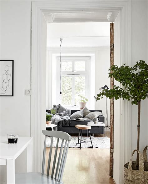 styling small apartments decordots cosy vibes in a small scandinavian style apartment