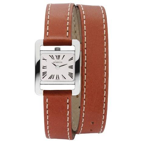 montre femme luxe bracelet cuir
