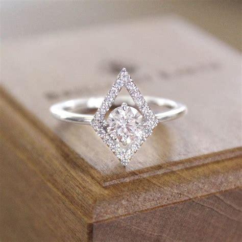 unique diamond rings ideas  pinterest ring