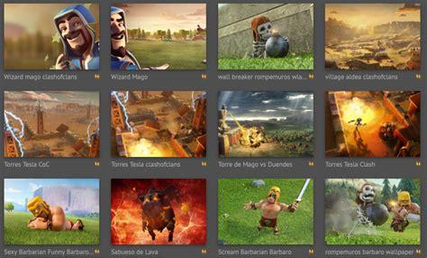descargar fondos de pantalla de clash of clans best hd