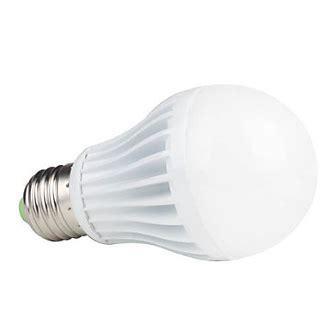 5w led e27 light bulb 12 24vdc 350 lumen