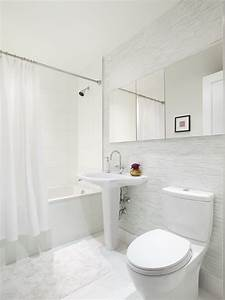 White bathroom ideas one decor for White bathrooms