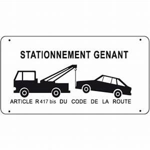 Mise En Fourrière : panneau stationnement g nant mise en fourri re p1 direct signal tique ~ Gottalentnigeria.com Avis de Voitures