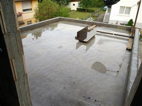 comment faire une dalle de beton pour garage 2 pente ou pas de pente sur terrasse dalle