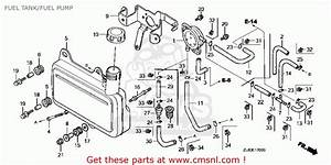 Honda Gcv160 Engine Carb Parts