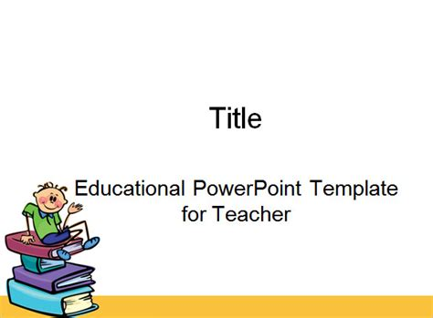 education powerpoint templates  resume template