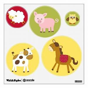 19 best images about farm animals on pinterest cute lamb With cutest farm animal wall decals