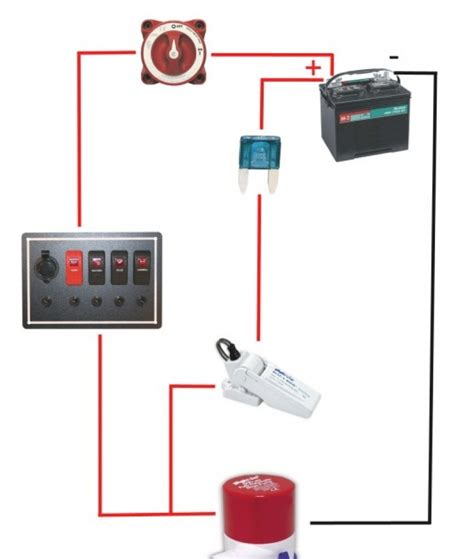 wiring diagram for float switch on a bilge auto bilge wiring auto wiring diagram odicis